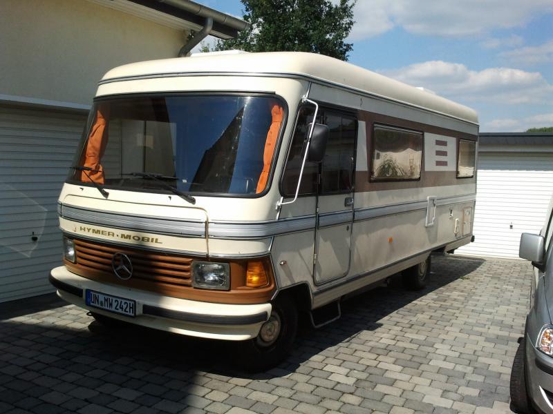 hymer mobil s 660 bei clacr dem classic car register f r. Black Bedroom Furniture Sets. Home Design Ideas