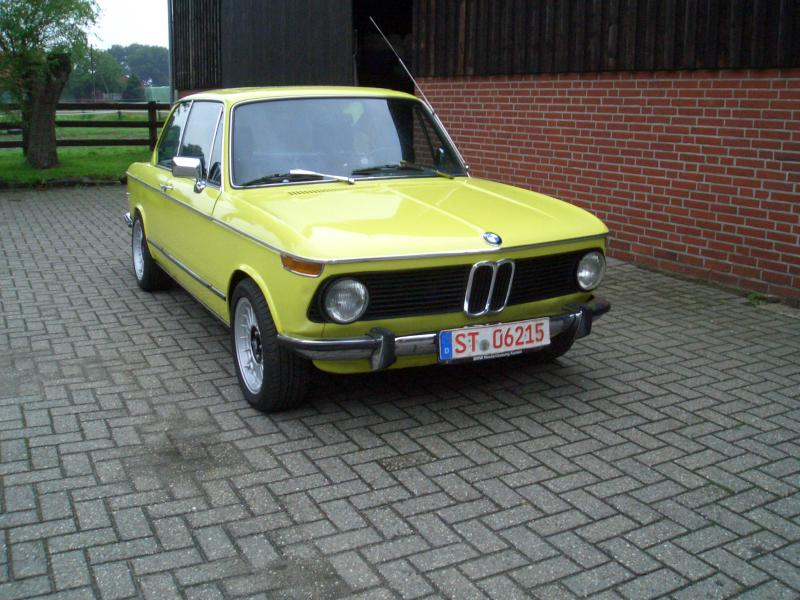 bmw 2002 tii bj 74 bei clacr dem classic car register. Black Bedroom Furniture Sets. Home Design Ideas